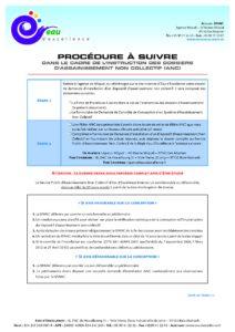 SPANC Procédure Conception Réalisation